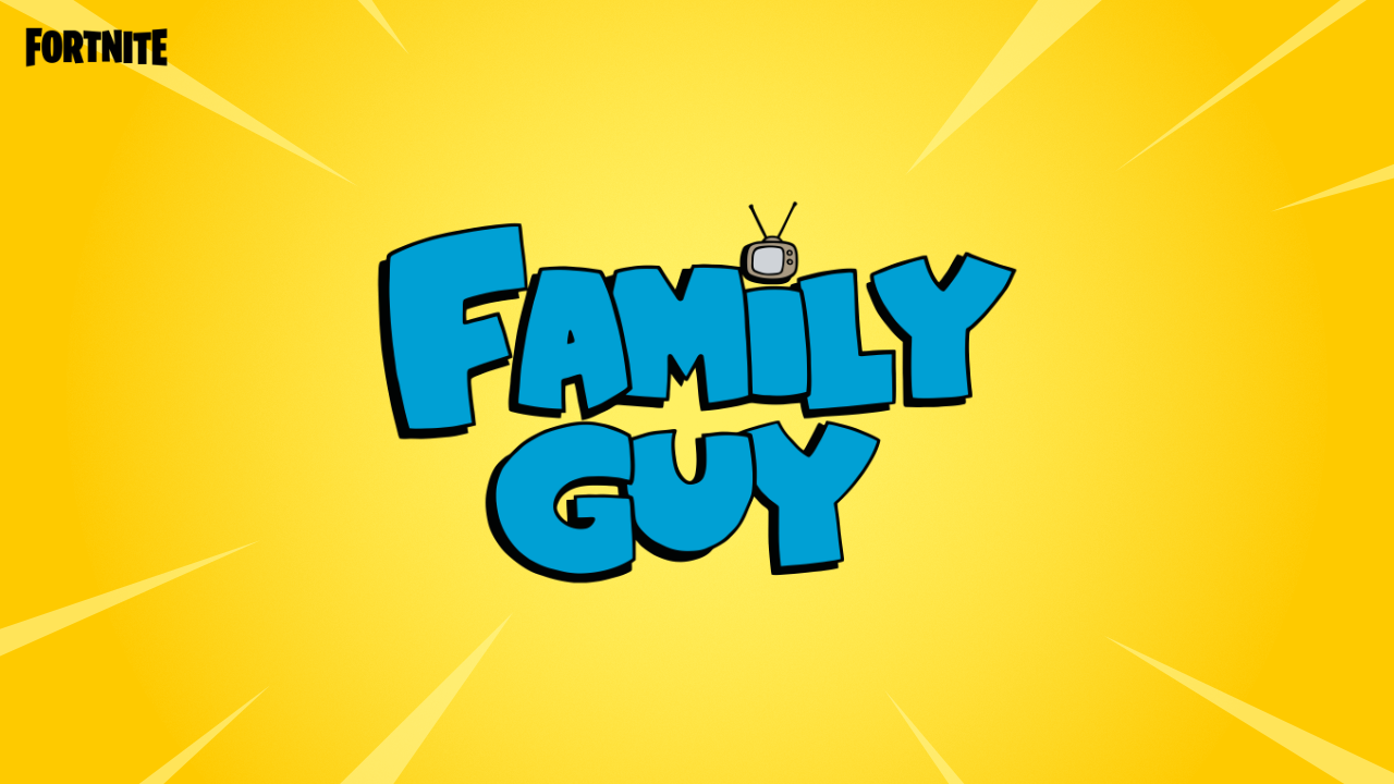 Family Guy x Fortnite Possibly Coming Soon