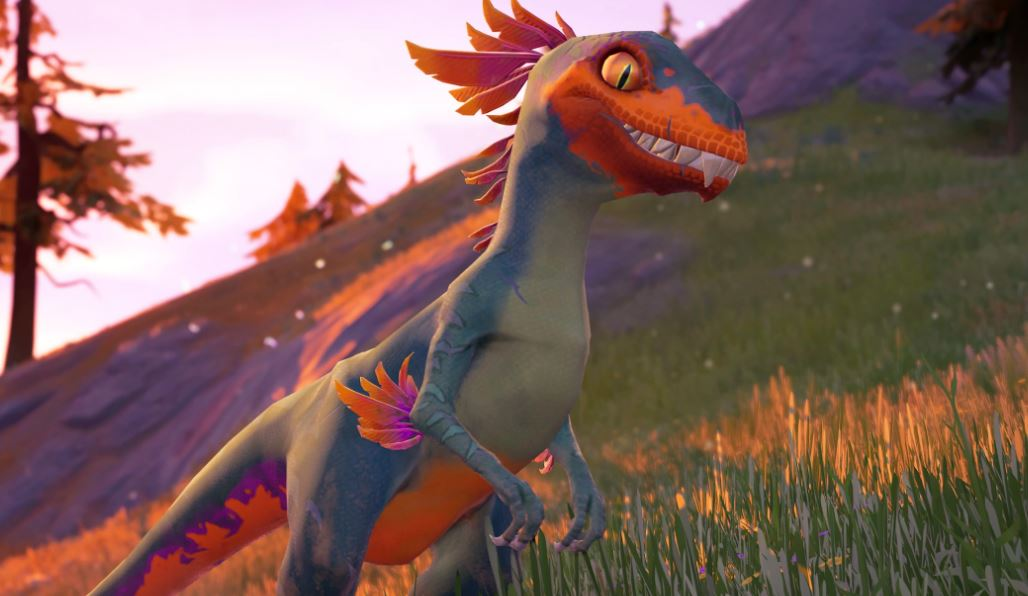 fortnite-raptors:-how-to-tame-&-in-which-to-obtain-dinosaurs-in-fortnite-(places)