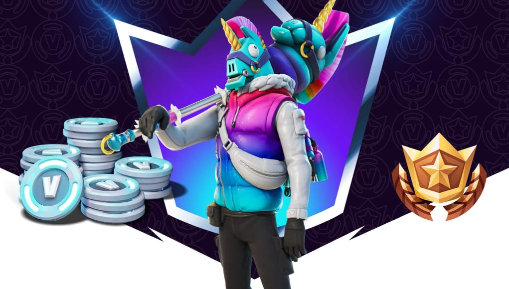 Fortnite March Crew Pack