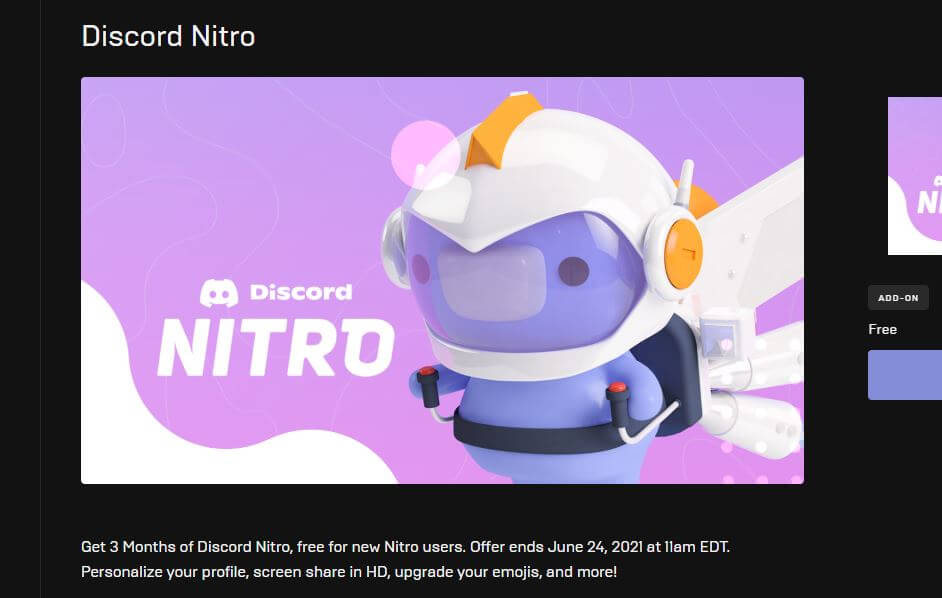 how-to-get-three-months-of-cost-free-discord-nitro-on-the-epic-games-shop
