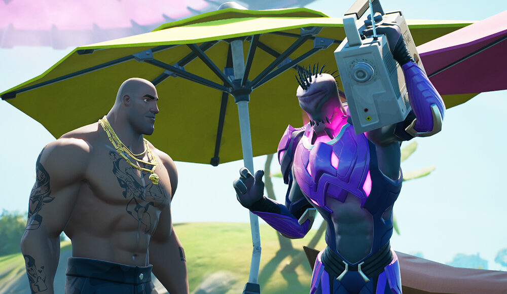 fortnite:-in-which-to-place-boomboxes-at-believer-beach