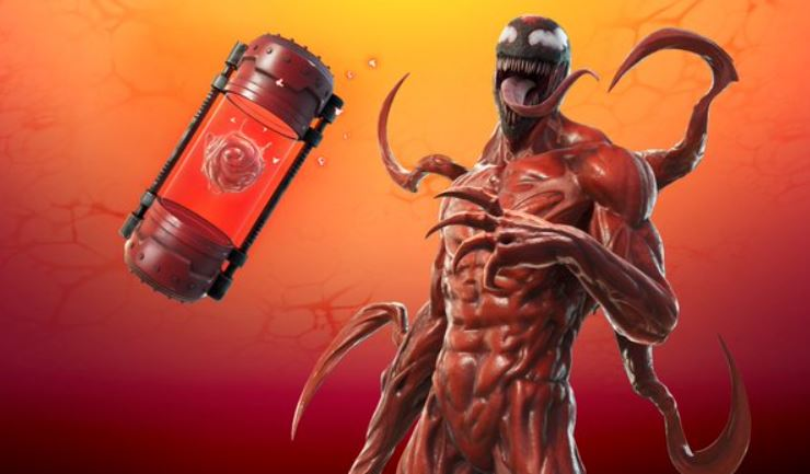 carnage-symbiote-–-where-by-is-mythic-venom-&-carnage-in-fortnite-and-where-by-to-obtain-the-symbiote
