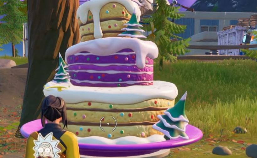 fortnite-birthday-cakes-2021-all-spots:-where-by-to-discover-cake-in-fortnite