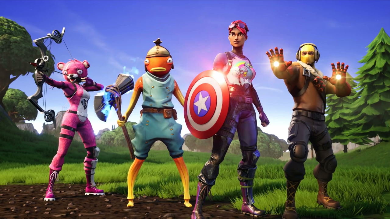 Epic Games to launch entertainment division, could lead to Fortnite movie